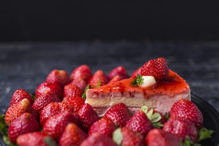 truskawka aromat spożywczy Flavours Factory
